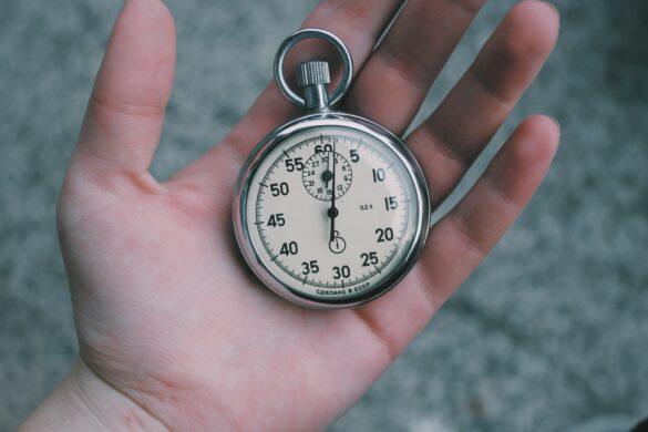 Ura in minutka