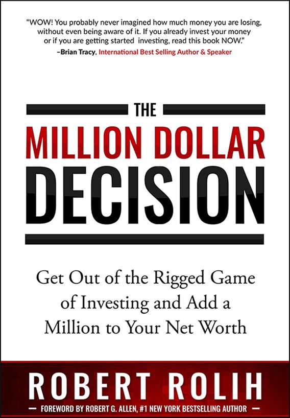 The Million Dollar Decision Book