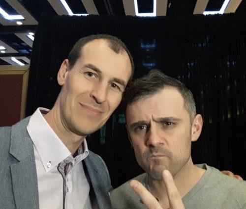 Robert in Gary V