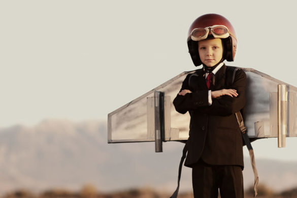 Otroci in podjetniška vzgoja