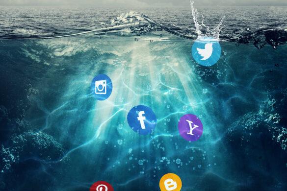 družbenih omrežjih